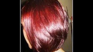 getlinkyoutube.com-لوني شعرك باللون الاكاجو بمواد طبيعية