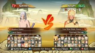 getlinkyoutube.com-Naruto revolution preview MOD storm 4