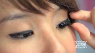 getlinkyoutube.com-Tutorial Cherrybelle Youth Lashes by D'EYEKO - You Are Beautiful