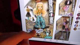 getlinkyoutube.com-My thoughts on the new monster high dolls