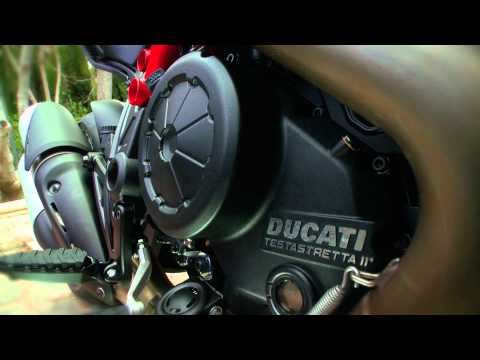 2011 Ducati Diavel Carbon official video 1080p HD