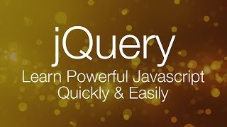 getlinkyoutube.com-jQuery Tutorial #1 - jQuery Tutorial for Beginners