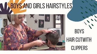 getlinkyoutube.com-Trendy Guys Side Faux Hawk    Short Hairstyles For Boys