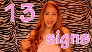 getlinkyoutube.com-13 Signs A Shy Girl Likes You!