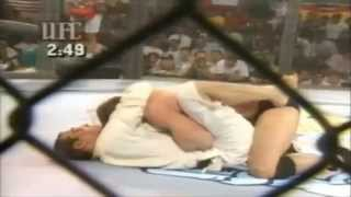 getlinkyoutube.com-Tempo extra da Super Luta do UFC 5: Royce Gracie x Ken Shamrock