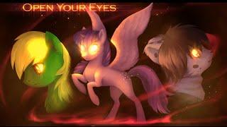 getlinkyoutube.com-Aviators - Open Your Eyes (cover by EnergyBrony & GatoPaint)