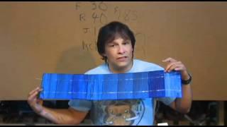 getlinkyoutube.com-less than $1 a watt DIY Solar Panel MAKE YOUR OWN SOLAR PANELS (PART 1)