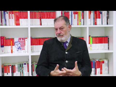 Salvador Rus presenta el libro 'JFK'