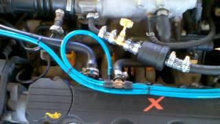 vapor de gasolina no Astra 2.0 felex. De Zeba 1/1