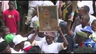 尼日利亚总统选举大赢家是民主