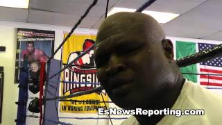 getlinkyoutube.com-James Toney Rips Antonio Tarver REAL BEEF - EsNews Boxing