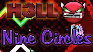 "getlinkyoutube.com-""Geometry Dash"" Nine Circles (H3LL Demon)"