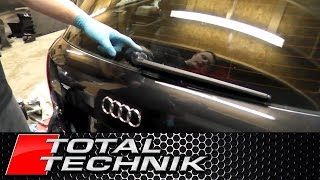 getlinkyoutube.com-How to Remove Rear Wiper Arm - Audi A4 S4 RS4 - B6 B7 - Avant Estate - TOTAL TECHNIK