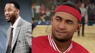 getlinkyoutube.com-NBA 2K16 PS4 My Career - T-Mac Connection!