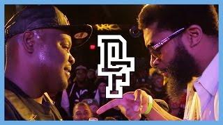 getlinkyoutube.com-E-NESS VS BILL COLLECTOR | Don't Flop Rap Battle