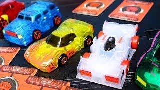 getlinkyoutube.com-터닝메카드 신제품 MeCard 파워레인저 다이노포스 장난감 Turning MeCard car toys