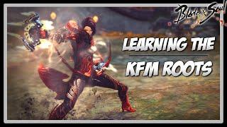 getlinkyoutube.com-Blade & Soul | Learning The KFM Roots
