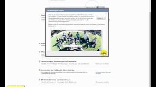 getlinkyoutube.com-Facebook: Eigenen Account (fast) unsichtbar machen
