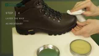 getlinkyoutube.com-How to Waterproof Boots