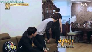 getlinkyoutube.com-[ENG_HD] visiting CNBLUE's dorm and scan their room one by one