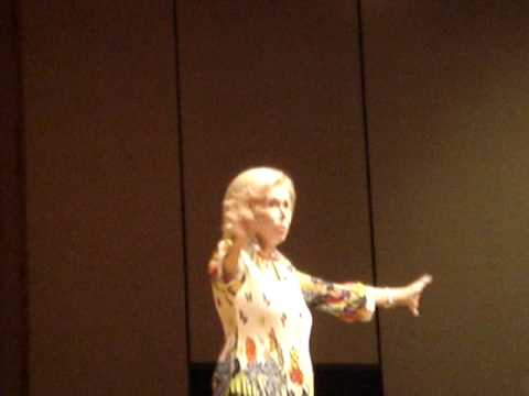 Louise Hay London SEP 2009