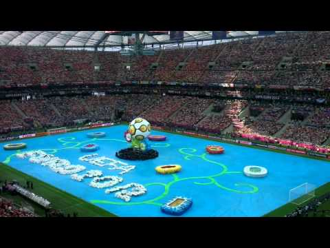 EURO 2012 Opening Ceremony 2/2 HD