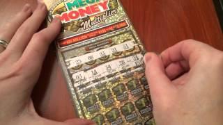 getlinkyoutube.com-Mega Money Multiplier - Scratch Tickets Here - 1/29/16