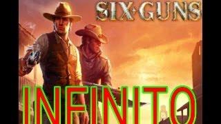 getlinkyoutube.com-Como baixar e instalar six guns infinito !!!