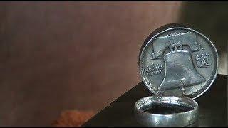 getlinkyoutube.com-Easy Breezy Half Dollar Coin Ring Tutorial