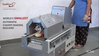 Compact Automatic Chapati Making Machine By Qualimark Machines Pvt. Ltd.