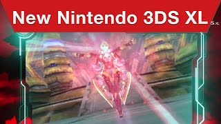 getlinkyoutube.com-New Nintendo 3DS XL - Xenoblade Chronicles 3D Launch Trailer