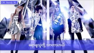 [HD] 2NE1 - I'm The Best (Misheard Lyrics)