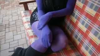 Fucking pantyhose encasement howto girl really loves