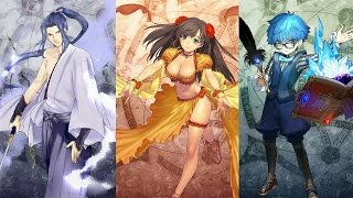 getlinkyoutube.com-Fate/grand order ☆1~2 サーヴァント 攻略 & おすすめ