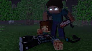 getlinkyoutube.com-Minecraft: O Herobrine Me MATOU !! #02 (Horror Map Minecraft)