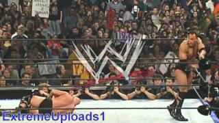 getlinkyoutube.com-WWF WrestleMania 17   Stone Cold Steve Austin vs The Rock 720p HD