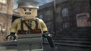 getlinkyoutube.com-Lego: Black Ops Zombies: Kino Der Toten