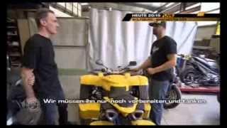 getlinkyoutube.com-Wazuma R1 Wazuma V8F Sport1 Turbo Reportage