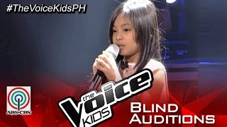 "getlinkyoutube.com-The Voice Kids Philippines 2015 Blind Audition: ""Dance With My Father"" by Kenshley"