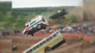 Epic Car Jumps Gone Wrong Compilation