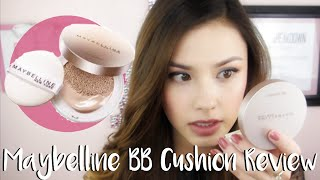 getlinkyoutube.com-First Impressions ♥ Maybelline Pure BB Mineral Cushion BB Fresh Review