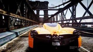 getlinkyoutube.com-GTA 4 - Realistic Car Mod Pack V4