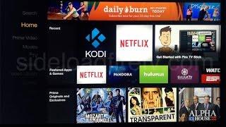 getlinkyoutube.com-Add Kodi (XBMC) Shortcut Icon to Amazon Fire TV Main Menu without Root