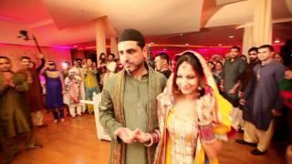 getlinkyoutube.com-Komal & Farhan's Mehndi Night Live Pakistani Montreal Wedding | Mediavision Cinematography