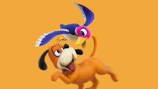 getlinkyoutube.com-Duck Hunt Concept Match (SSB4)