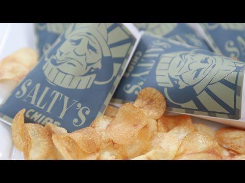 BIOSHOCK SALTY'S POTATO CHIPS - NERDY NUMMIES