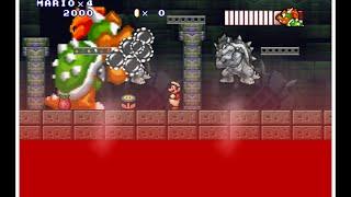 getlinkyoutube.com-Mario Forever: Mega Bowser