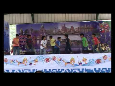 T20 Cricket World Cup Flash Mob by Austin Kids at BAGA Pohela Boishakh 1421
