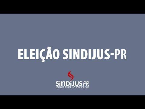 Eleição Sindijus-PR