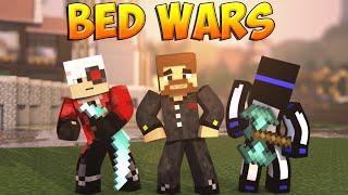 getlinkyoutube.com-Minecraft Bed Wars #11 - Три игры за раз!